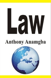Law ebook by Anthony Anamgba