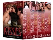 Merry Menage Kisses Boxed Set - A Holiday Adult Romance Boxed Set ebook by Jan Springer