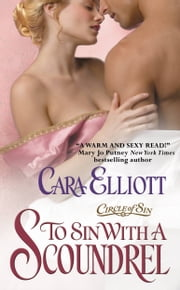 To Sin with a Scoundrel ebook by Cara Elliott