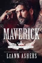 Maverick - Grim Sinner's MC Originals, #2 ebook by LeAnn Ashers