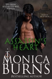 ebook Assassin's Heart de Monica Burns
