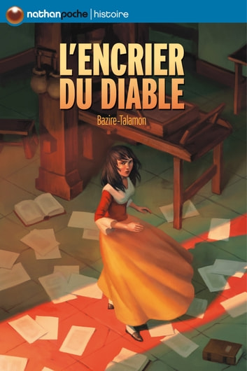 L'encrier du diable ebook by Flore Talamon,Laure Bazire