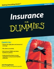 Insurance for Dummies ebook by Kobo.Web.Store.Products.Fields.ContributorFieldViewModel