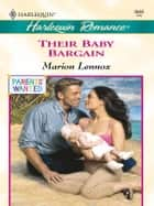Their Baby Bargain ebook by Marion Lennox