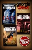 The Georgia Davis PI Series: Boxed Set of Three ebook by Libby Fischer Hellmann