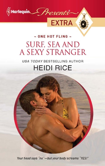 Surf, Sea and a Sexy Stranger ebook by Heidi Rice