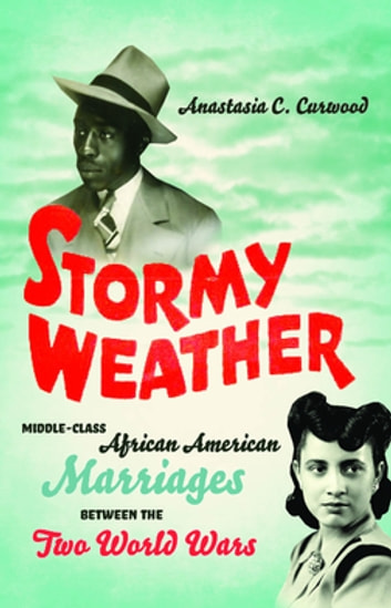 Stormy Weather - Middle-Class African American Marriages between the Two World Wars ebook by Anastasia C. Curwood