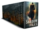 The Shadow Files ebook by monica corwin, Jennifer Hilt, Amanda Booloodian,...