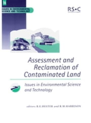 Assessment and Reclamation of Contaminated Land ebook by Harrison, R M