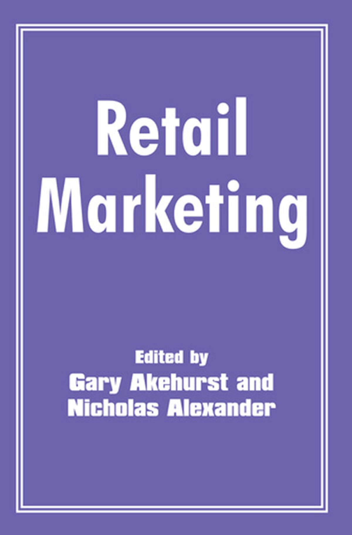Retail Marketing Ebook