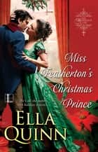 Miss Featherton's Christmas Prince ebook by