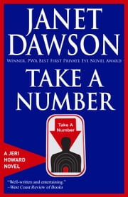 Take A Number ebook by Janet Dawson
