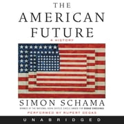 The American Future audiobook by Simon Schama