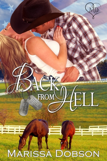 Back from Hell ebook by Marissa Dobson
