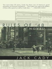 Rules of '48 ebook by Jack Cady