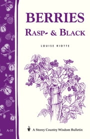 Berries, Rasp & Black - Storey Country Wisdom Bulletin A-33 ebook by Louise Riotte