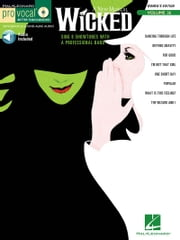 Wicked Songbook - Pro Vocal Women's Edition Volume 36 ebook by Stephen Schwartz