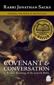 Covenant & Conversation: Genesis - The Book of Beginnings ebook by Jonathan Sacks