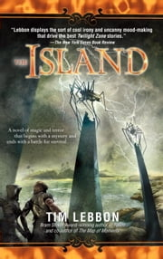 The Island ebook by Tim Lebbon
