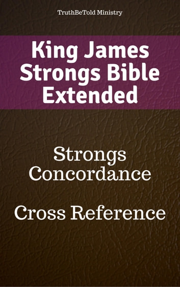 Strongs Concordance Ebook