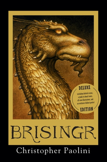 Brisingr Deluxe Edition ebook by Christopher Paolini