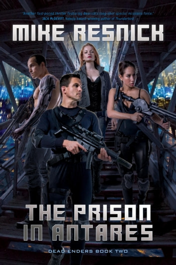 The Prison in Antares ebook by Mike Resnick