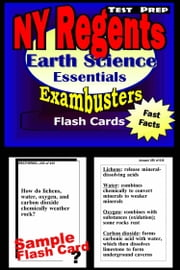 NY Regents Earth Science Test Prep Review--Exambusters Flashcards - New York Regents Exam Study Guide ebook by Regents Exambusters