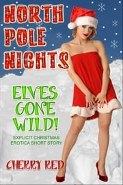 North Pole Nights: Elves Gone Wild! - Explicit Christmas Erotica Short Story ebook by Cherry Red