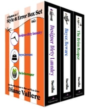 Samantha Kidd Mystery Box Set Vol 1 - A Humorous Fashion Mystery Collection ebook by Diane Vallere