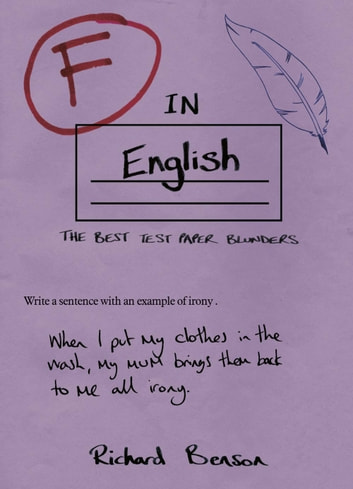 F in English ebook by Richard Benson