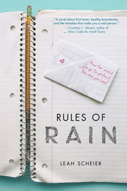 Rules of Rain ebook by Leah Scheier