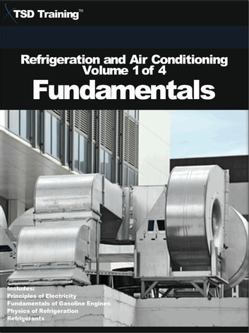 Refrigeration and Air Conditioning Volume 1 of 4