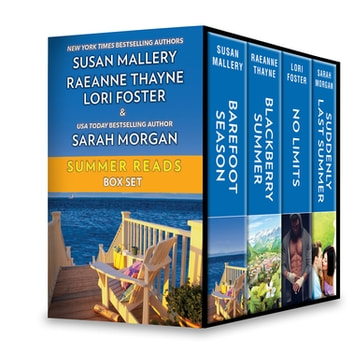 Summer Reads Box Set - An Anthology ebook by Susan Mallery,RaeAnne Thayne,Lori Foster,Sarah Morgan