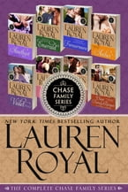 The Complete Chase Family Series, An 8-Book Historical Romance Boxed Set