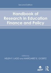 Handbook of Research in Education Finance and Policy ebook by Helen F. Ladd,Margaret E. Goertz