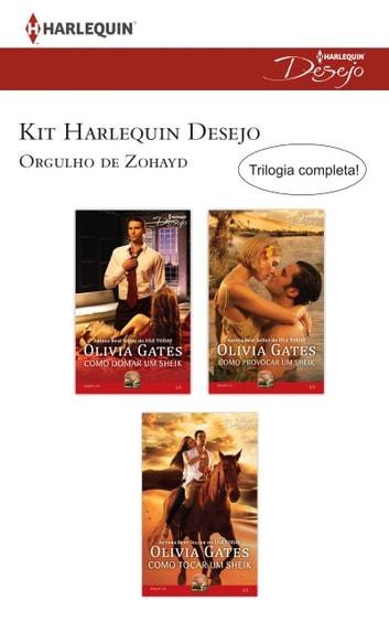 Kit Orgulho de Zohayd ebook by Olivia Gates