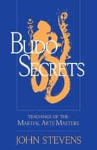 Budo Secrets - Teachings of the Martial Arts Masters ebook by John Stevens