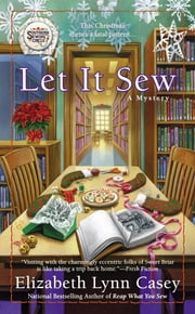 Let It Sew ebook by Elizabeth Lynn Casey