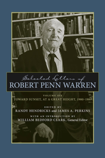 Selected Letters of Robert Penn Warren - Triumph and Transition, 1943-1952 ebook by Robert Penn Warren