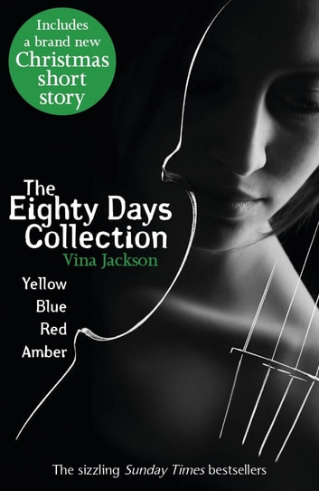 The Eighty Days Collection ebook by Vina Jackson