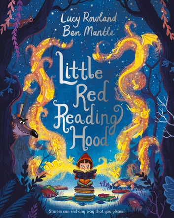 Little Red Reading Hood ebook by Lucy Rowland