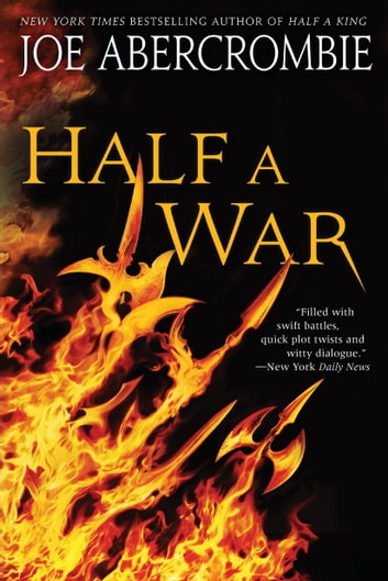 Half a War ebook by Joe Abercrombie