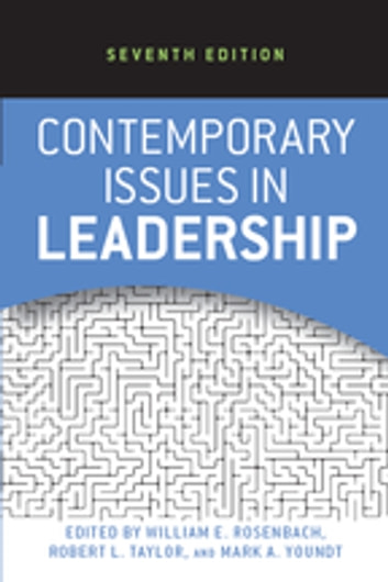 Contemporary issues in leadership ebook by william e rosenbach contemporary issues in leadership ebook by william e rosenbach fandeluxe Images