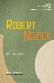 Robert Nozick ebook by Ralf M. Bader