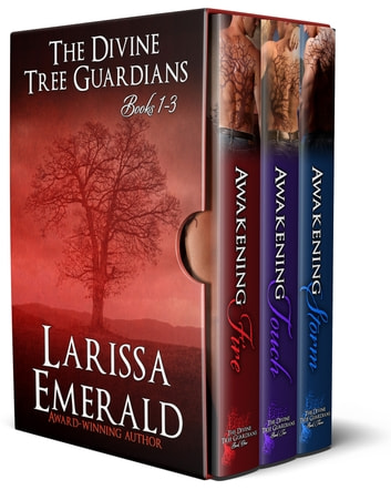 The Divine Tree Guardians Boxed Set Books 1 3 Induction The