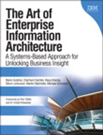 The art of enterprise information architecture ebook by mario the art of enterprise information architecture a systems based approach for unlocking business insight fandeluxe Gallery