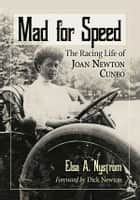 Mad for Speed ebook by Elsa A. Nystrom
