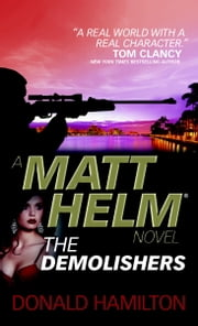 Matt Helm - The Demolishers ebook by Donald Hamilton
