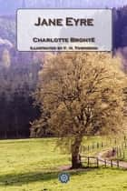 Jane Eyre ebook by Charlotte Brontë, Charlotte Bronte, F. H. Townsend