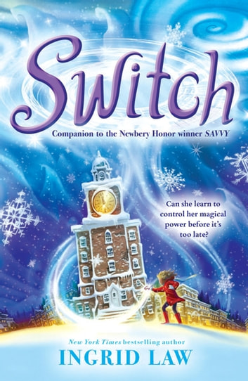Switch ebook by Ingrid Law